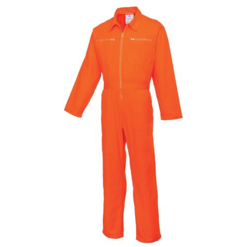 portwest-c811-cotton-boilersuit-orange
