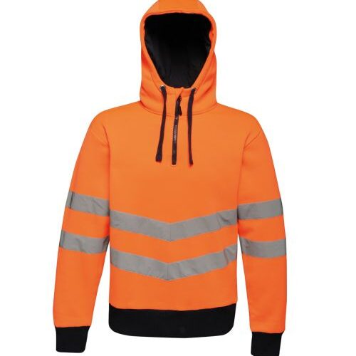 regatta-hi-vis-pro-extol-stretch-overhead-hoodie